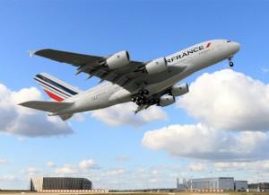 Vuelos París_Jumbo A380